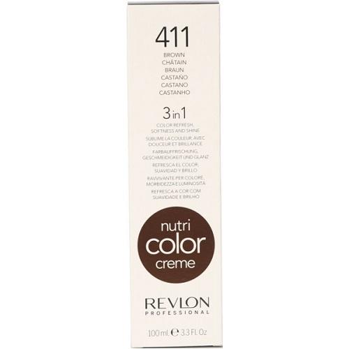Revlon Professional dažanti kaukė Nr.411 ruda 100ml
