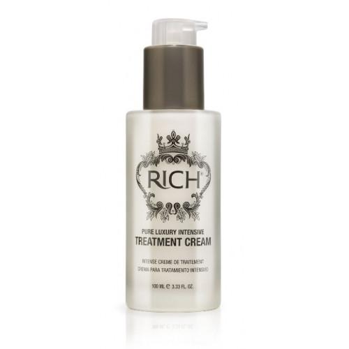 Rich Pure Luxury Intensive Treatment Intensyviai drėkinantis ir atkuriantis plaukų kremas 100ml