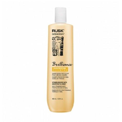 Rusk Brilliance Plaukų spalvą išsaugantis šampūnas 400ml