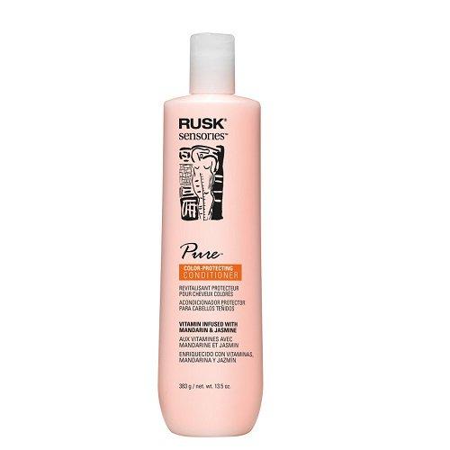 Rusk Pure Plaukų spalvą paryškinantis kondicionierius 400ml