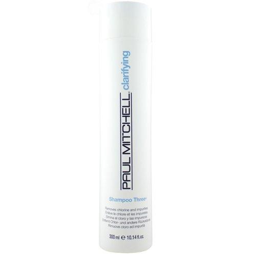 Paul Mitchell Shampoo Clarifying Three Giliai valantis, kasdienis šampūnas 300ml