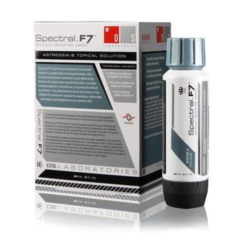 DS Laboratories Spectral.F7 Plaukų augimą skatinantis stipriklis su astressin-B 1vnt