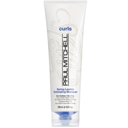 Paul Mitchell Spring Loaded Frizz-Fighting Shampoo Šampūnas skirtas garbanotiems plaukams 250ml