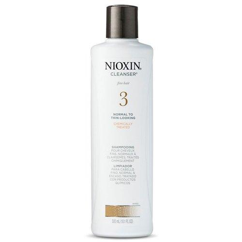 Nioxin SYS3 Galvos odos ir plaukų šampūnas 300ml