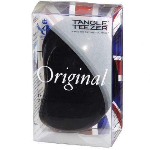 Tangle Teezer Salon Original šepetys (juodas)