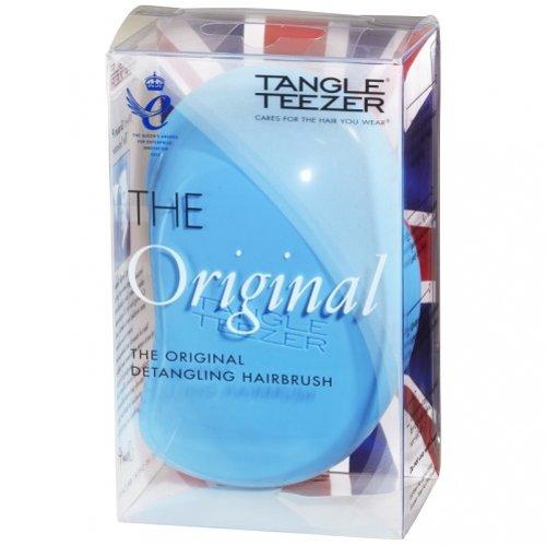 Tangle Teezer Salon Original šepetys (mėlynas)