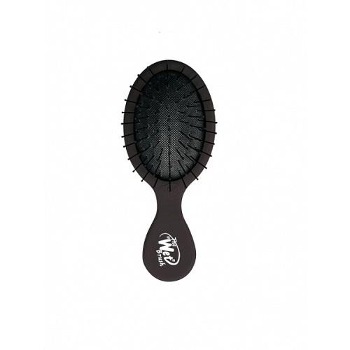 The Wet Brush Mini ovalus plaukų šepetys Juodas