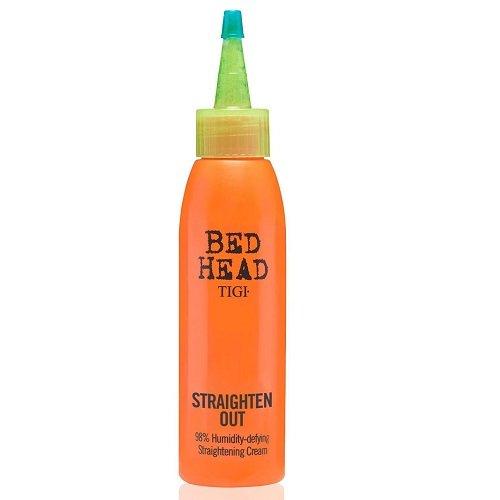 Tigi Bed Head Superfuels Straightening Out Plaukų tiesinimo kremas 120ml