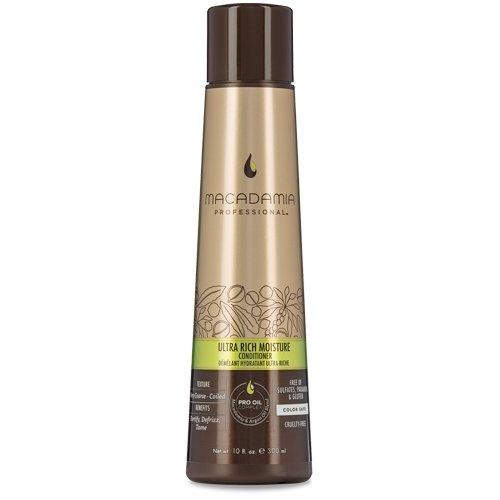 Macadamia Ultra Rich Moisture Conditionier Ypač drėkinantis kondicionierius sausiems pažeistiems plaukams  300ml